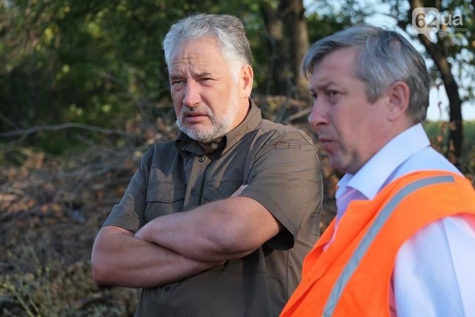 В Донецкой области на ремонт дорог потратят миллиард до конца года (ФОТО), фото-1