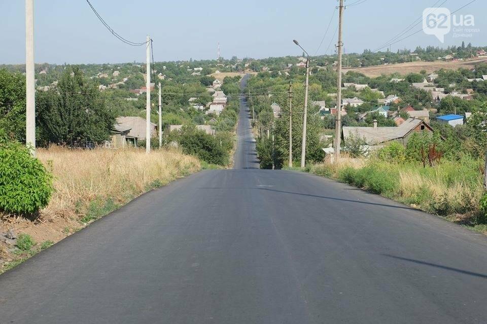В Донецкой области на ремонт дорог потратят миллиард до конца года (ФОТО), фото-5