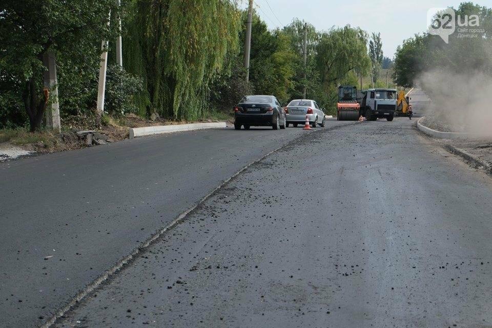 В Донецкой области на ремонт дорог потратят миллиард до конца года (ФОТО), фото-7
