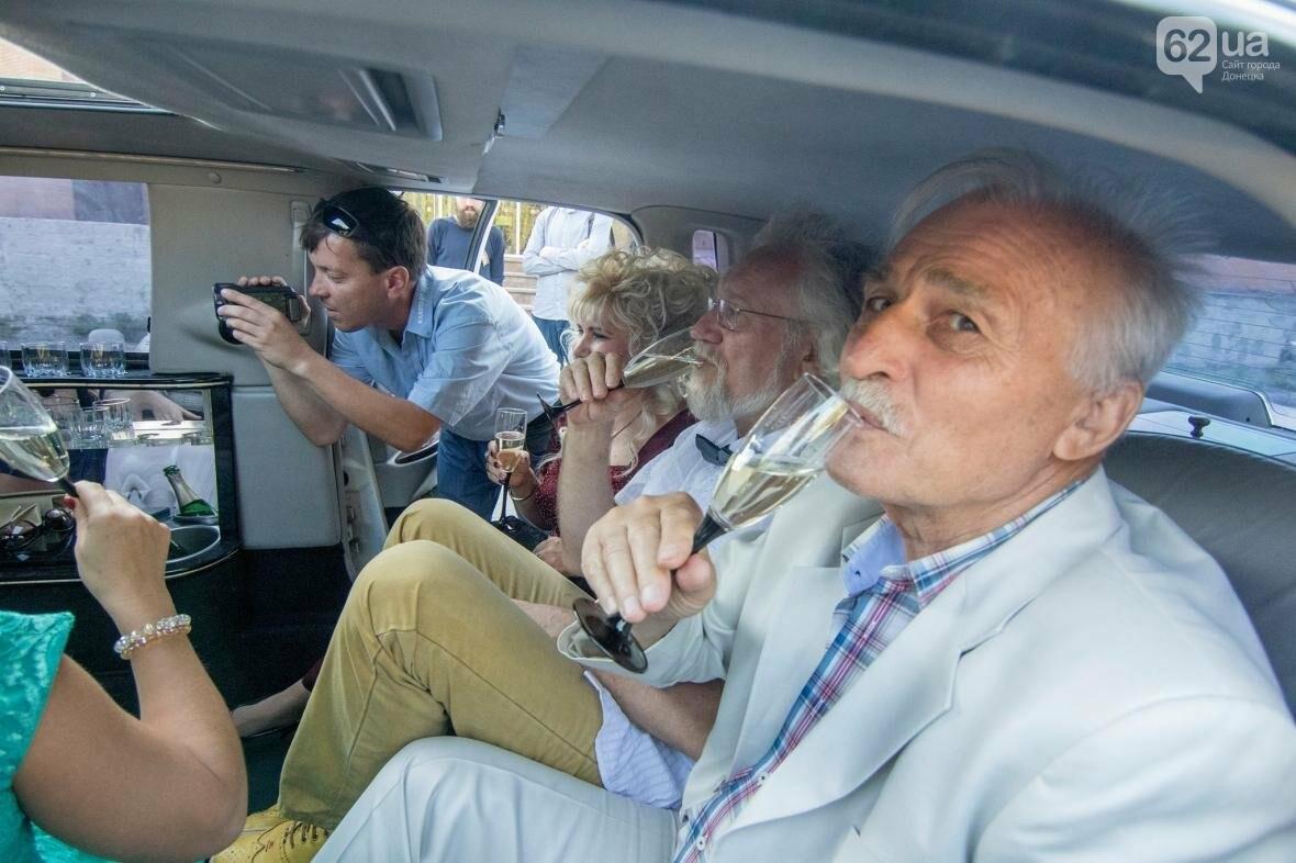Красная дорожка, лимузин и шампанское: в Мариуполе открылись КиТы (ФОТОРЕПОРТАЖ), фото-10