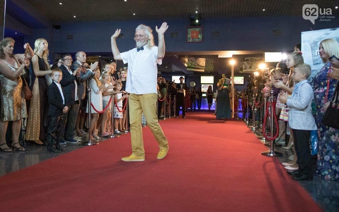 Председатель жюри кинофестиваля