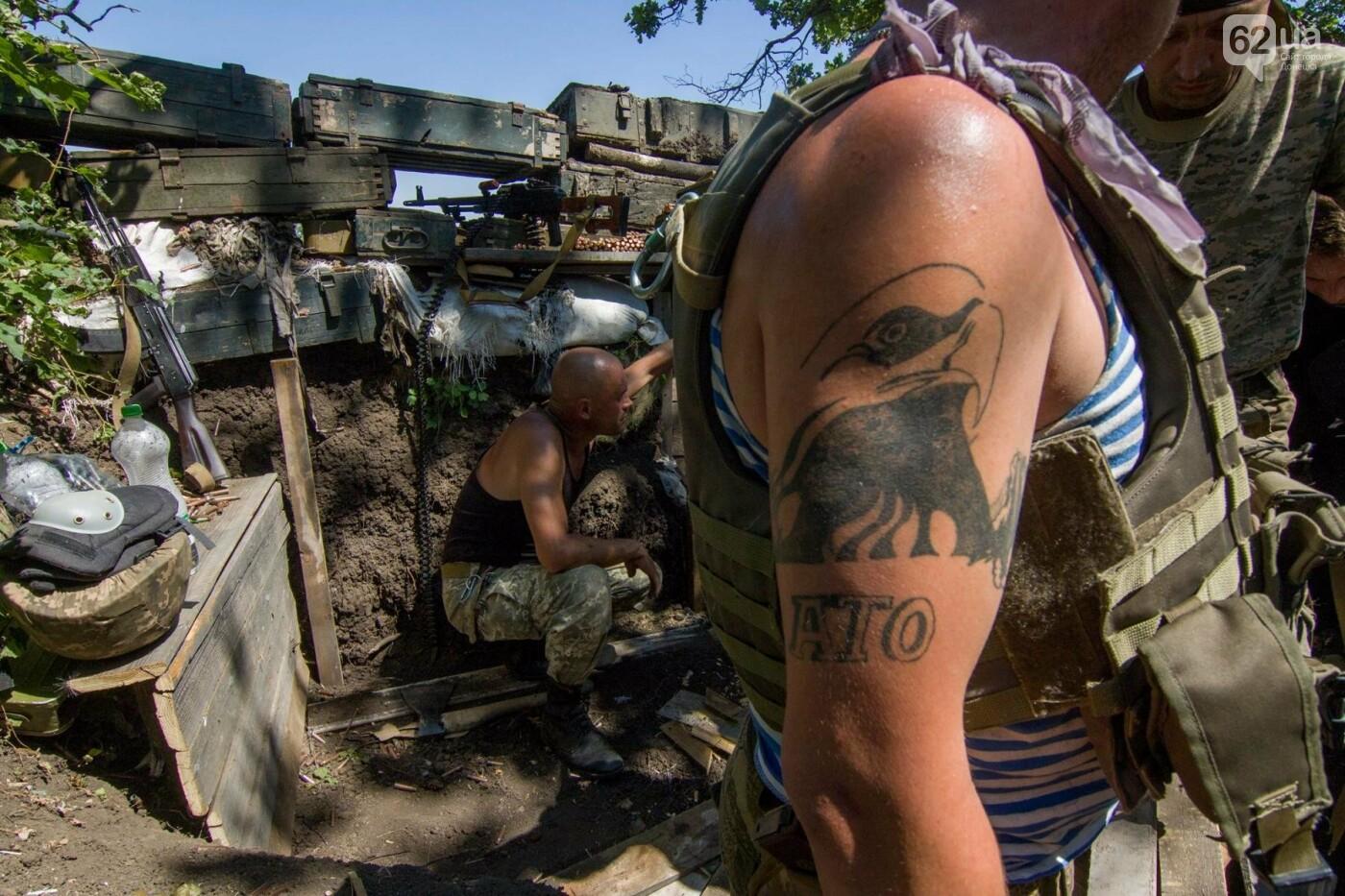 2014-2017: так рождалась украинская армия (ФОТОРЕПОРТАЖ), фото-15