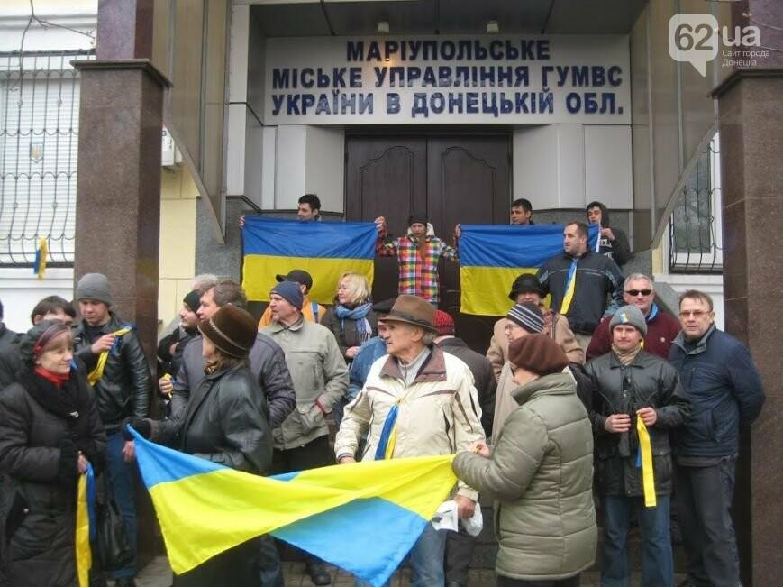 Годовщина захвата админзданий на востоке Украины: кто это делал и почему (ФОТО), фото-7