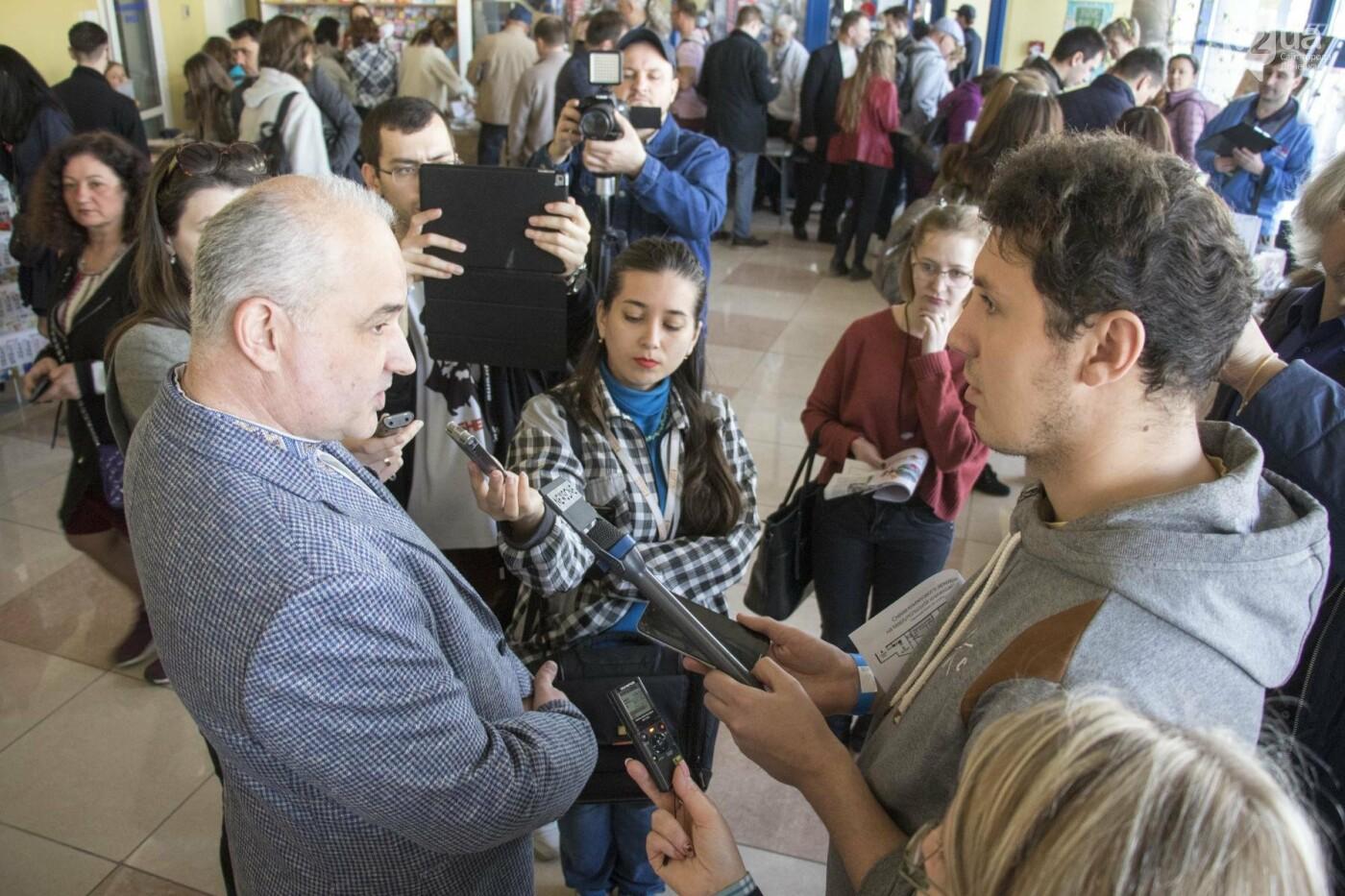 Толклась толока. Фоторепортаж с первого международного книжного фестиваля в Мариуполе (ФОТО+ВИДЕО), фото-6