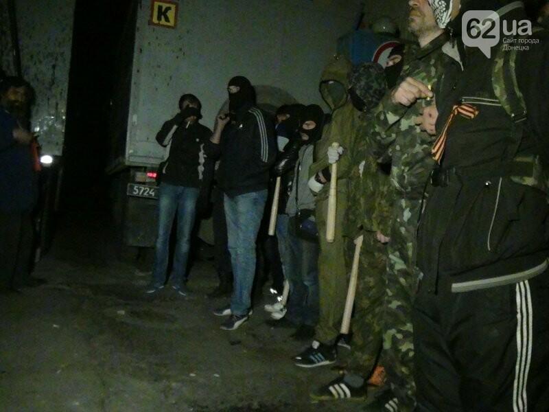 Просто действовал по уставу. Кто дал первый отпор сепаратистам на Донбассе (ФОТО), фото-4