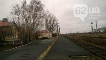 Как выглядит станция в Красногоровке, где «ВСУ в ОЗК разгружают химоружие», - ФОТО, фото-2