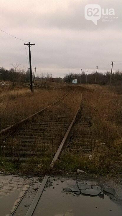 Как выглядит станция в Красногоровке, где «ВСУ в ОЗК разгружают химоружие», - ФОТО, фото-4