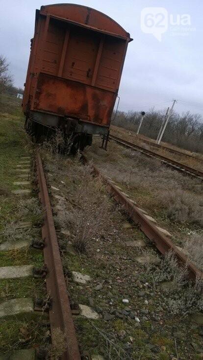 Как выглядит станция в Красногоровке, где «ВСУ в ОЗК разгружают химоружие», - ФОТО, фото-5