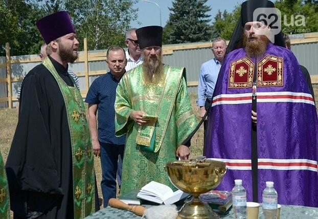 Открытие Свято-Троицкого храма сделает жизнь селян Сергеевки чище и светлее, фото-1