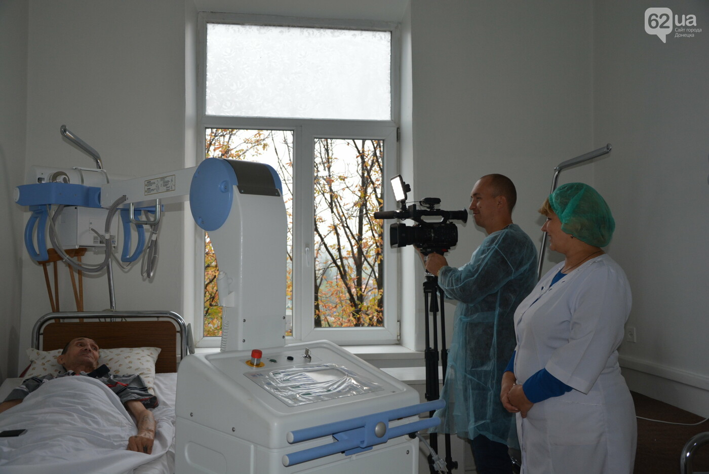 """Благодаря благотворительному фонду """"Помогать просто!"""" в Покровске появилось уникальное медицинское оборудование, фото-2"""