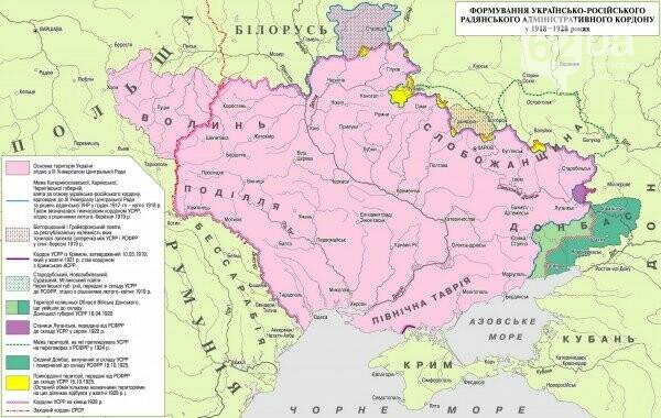 Донбасс и «исконно русские земли»: почему Путин опять соврал, фото-2