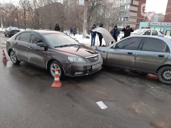 В Макеевке столкнулись «Шевроле» и «Джили»: пострадали три ребенка , - ФОТО, фото-1