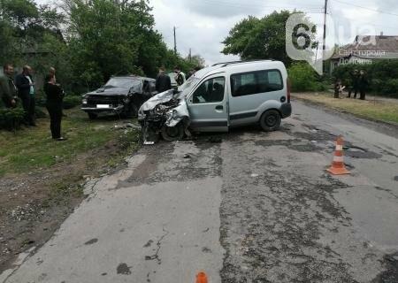 В «ДНР» водитель «Renault Kangoo» без прав устроил ДТП, - ФОТО, фото-1