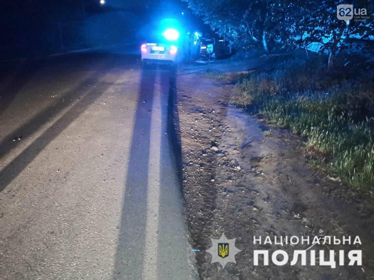 В Краматорске пьяный водитель врезался в бетонное ограждение, - ФОТО, фото-2