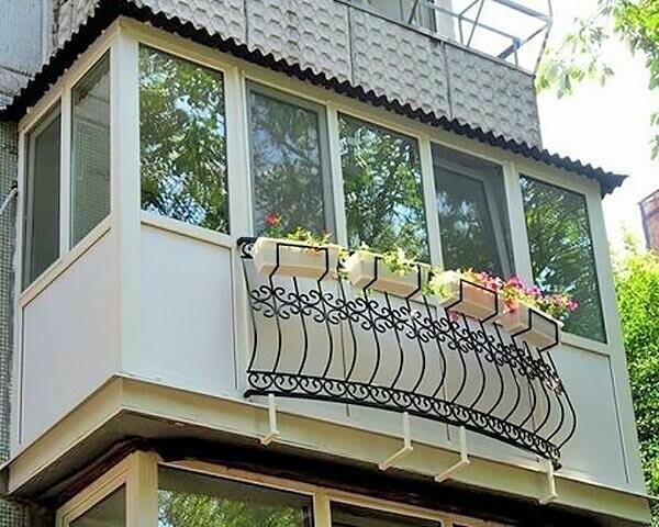 Главные особенности французских балконов, фото-2
