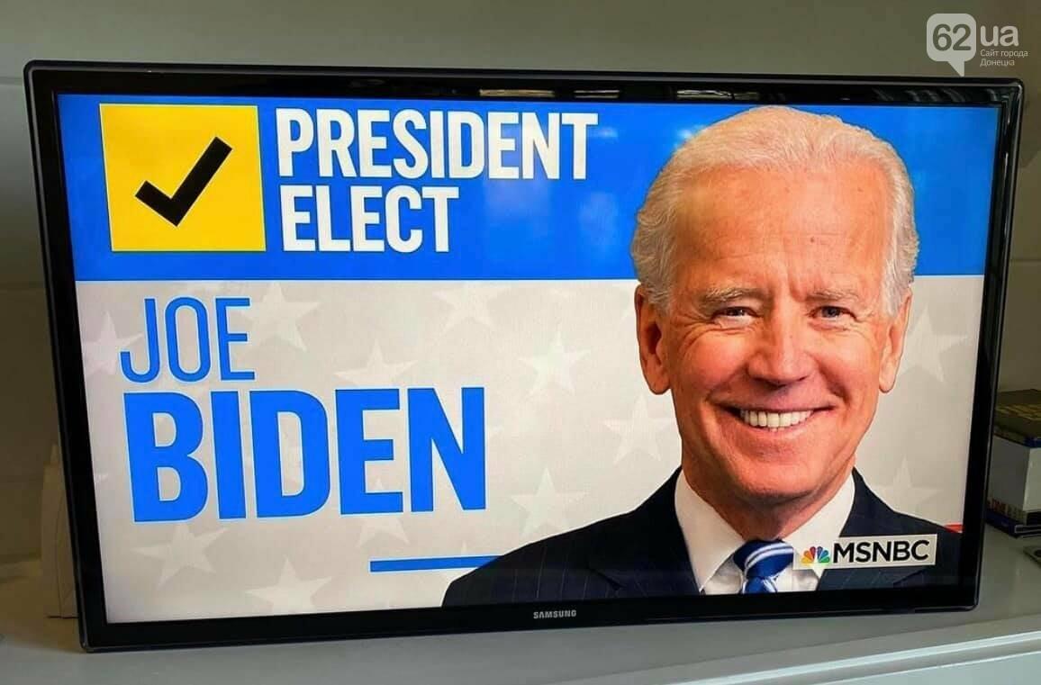 Байден победил на президентских выборах в США, фото-1
