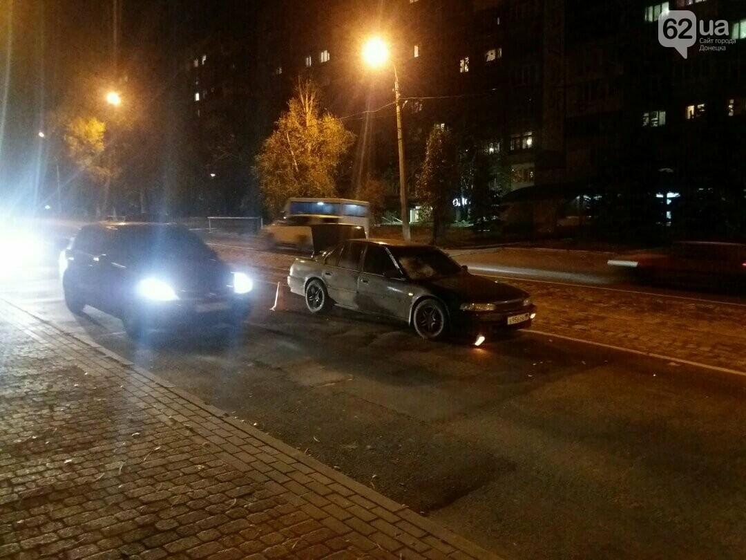 В Донецке сбили человека на пешеходном переходе, - ФОТО, фото-3