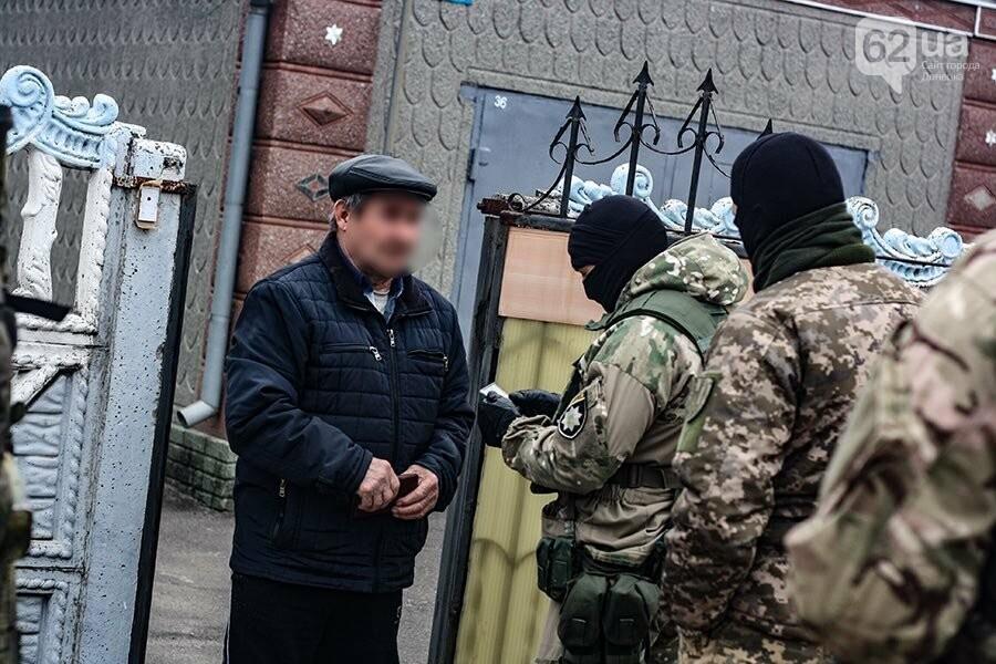 В Донецкой области провели контрдиверсионные мероприятия, - ФОТО, фото-2