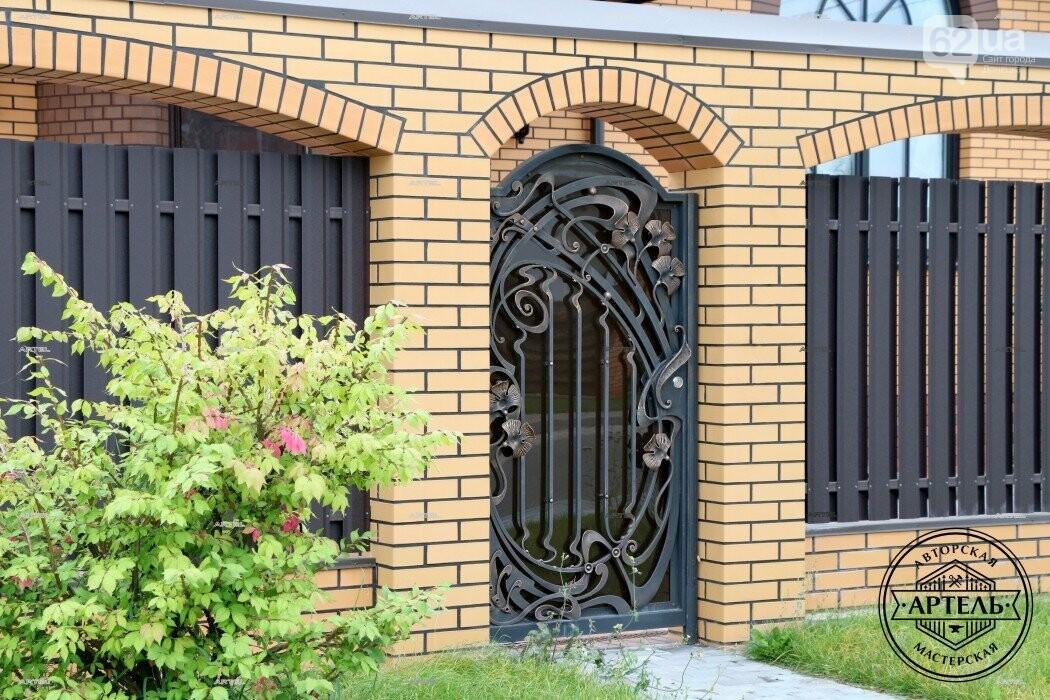Кованые ворота в Киеве: как выбрать производителя?, фото-12