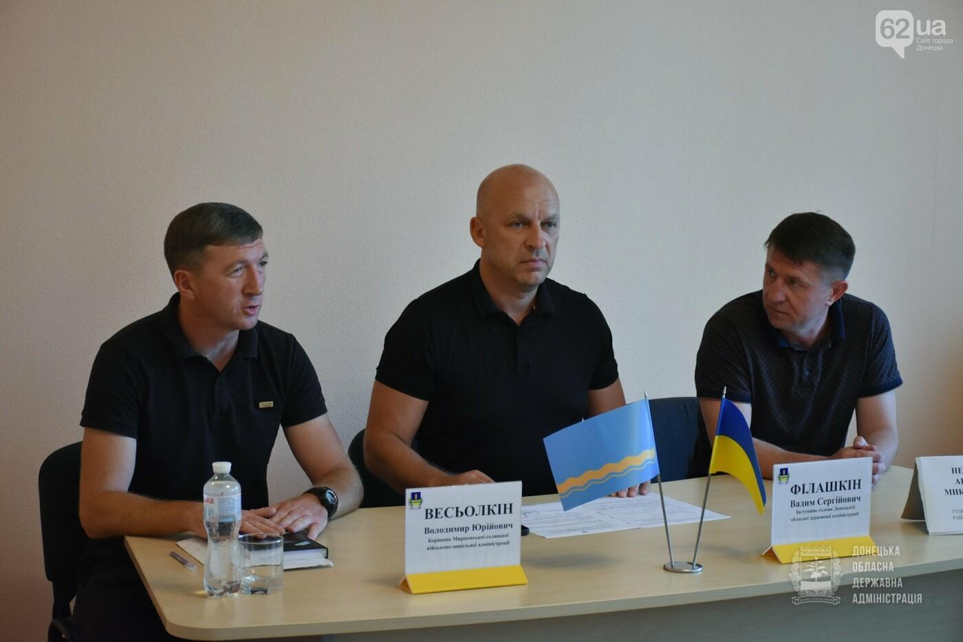 Новым руководителем Мирненской ВГА стал экс-глава ВГА Зайцево, фото-1