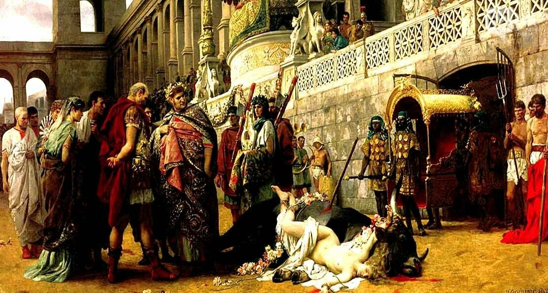Странные императоры, правление которых вы бы точно не хотели застать, фото-1