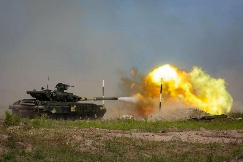 За сутки российско-оккупационные войска десять раз нарушили перемирие - ранен воин ВСУ