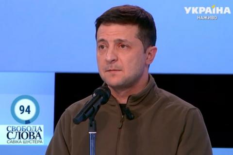 """""""Только те, у кого не было """"рук в крови"""": Зеленский назвал условия для амнистии боевиков ОРДЛО"""