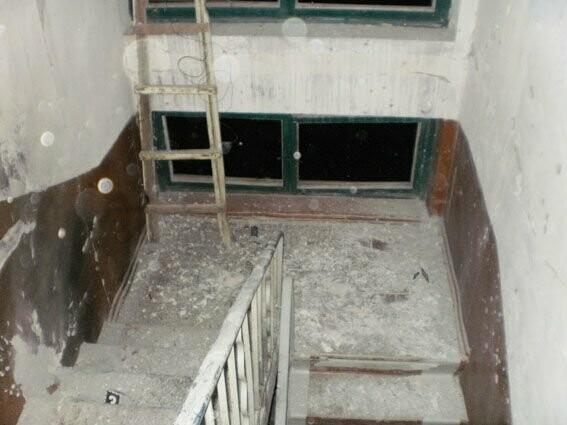 В Донецке в подъезде жилого дома  произошел взрыв