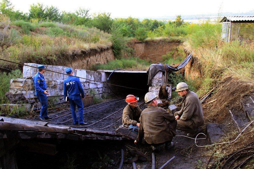 В Макеевке затопило шахту: судьба двух горняков неизвестна , фото-1