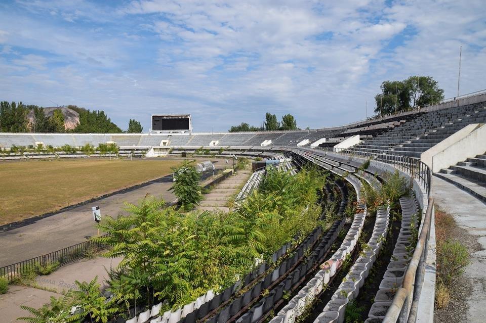Как в оккупированном Донецке выглядит стадион «Шахтер» (ФОТО), фото-1