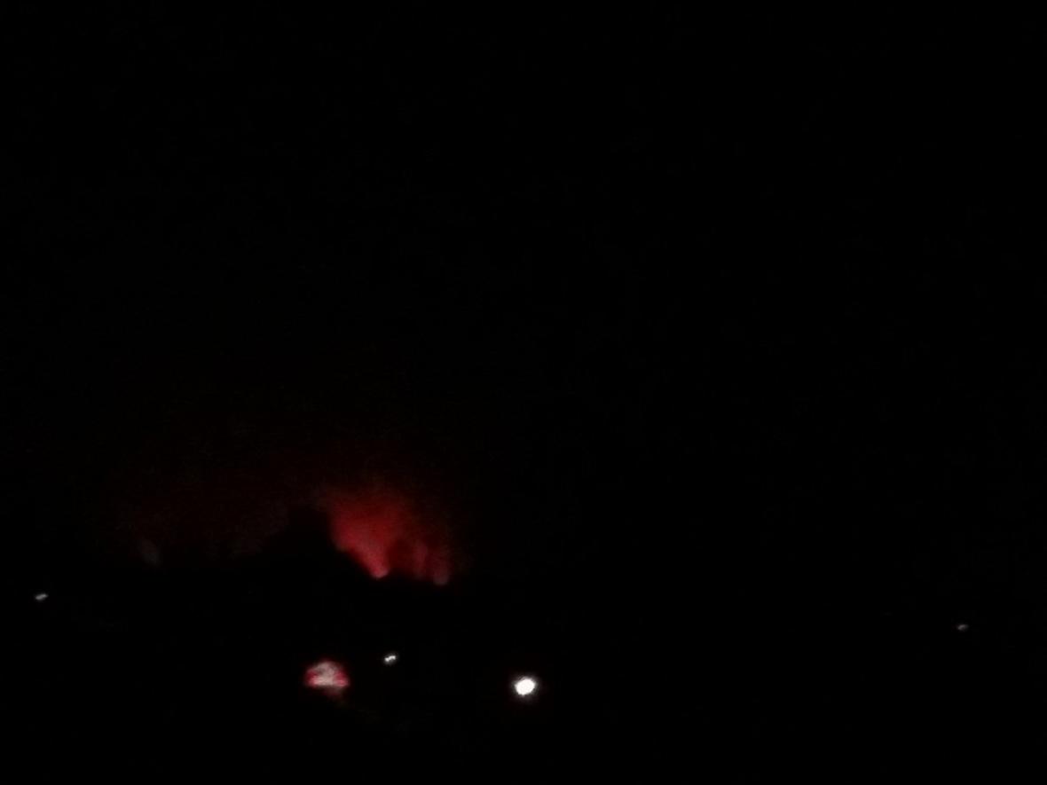 В  Макеевке страшный пожар (ФОТО), фото-2