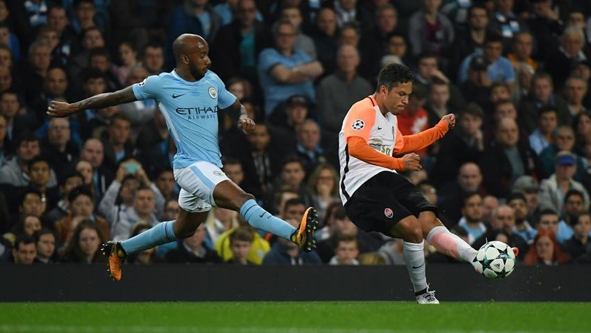 Пятов отбивает пенальти, но «Шахтер» проигрывает «Манчестер Сити» (ФОТО, ВИДЕО), фото-2