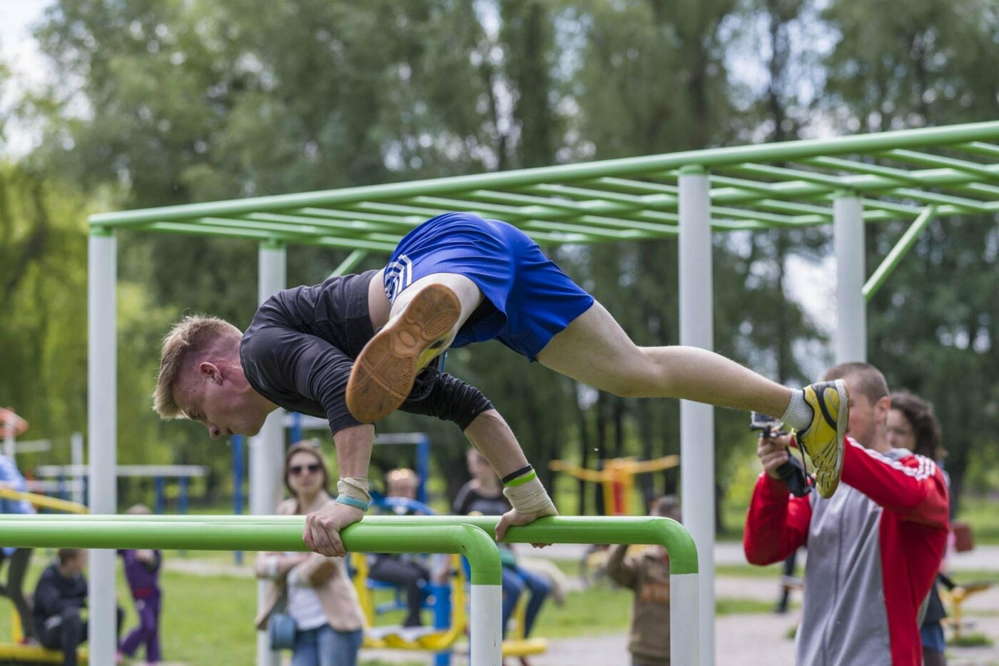 "Фонд ""Рух молоді"" установил 43 спортивные площадки по всей Украине, фото-3"