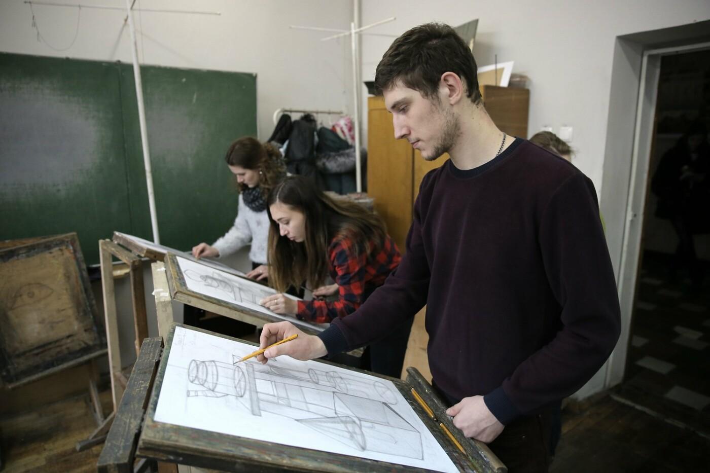 Фонд Бориса Колесникова провел первый этап конкурса для студентов «Архитектор 2018», фото-1
