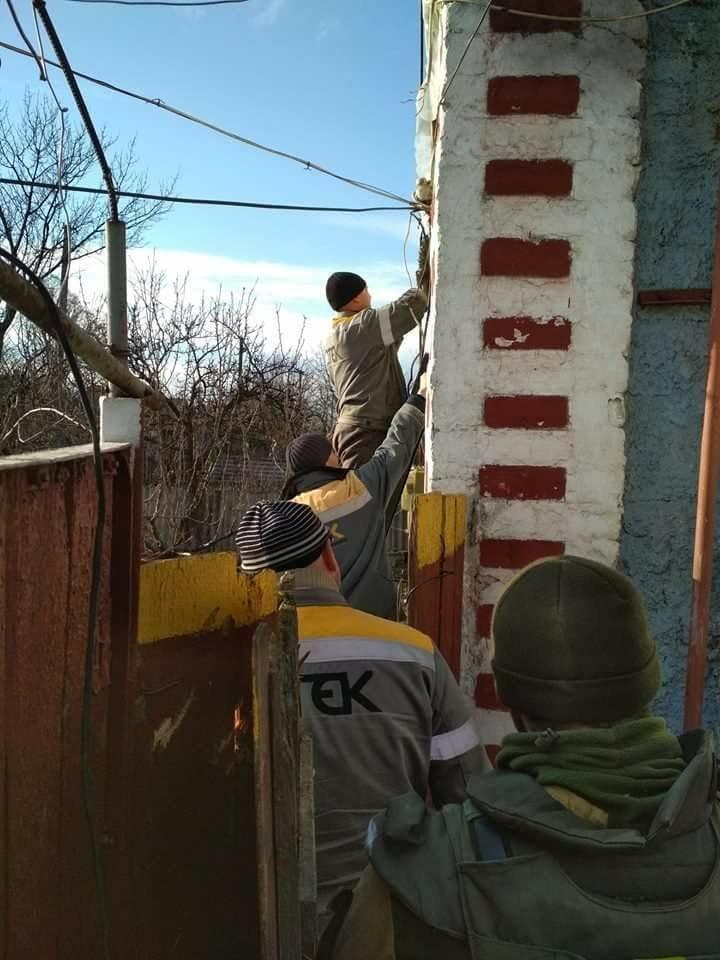 В освобожденном ВСУ селе Травневое полностью восстановлено электроснабжение (ФОТО) , фото-2