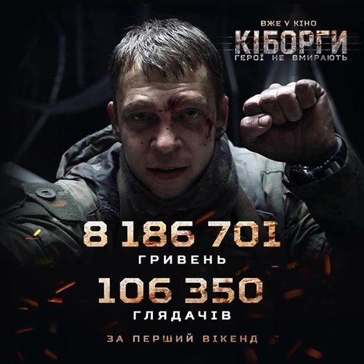 Фильм о защитниках донецкого аэропорта побил рекорд кассовых сборов в Украине, фото-1