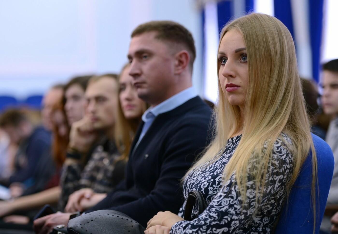 Борис Колесников вручил дипломы на поездку в Европу победителям проекта «Агро 2018», фото-2