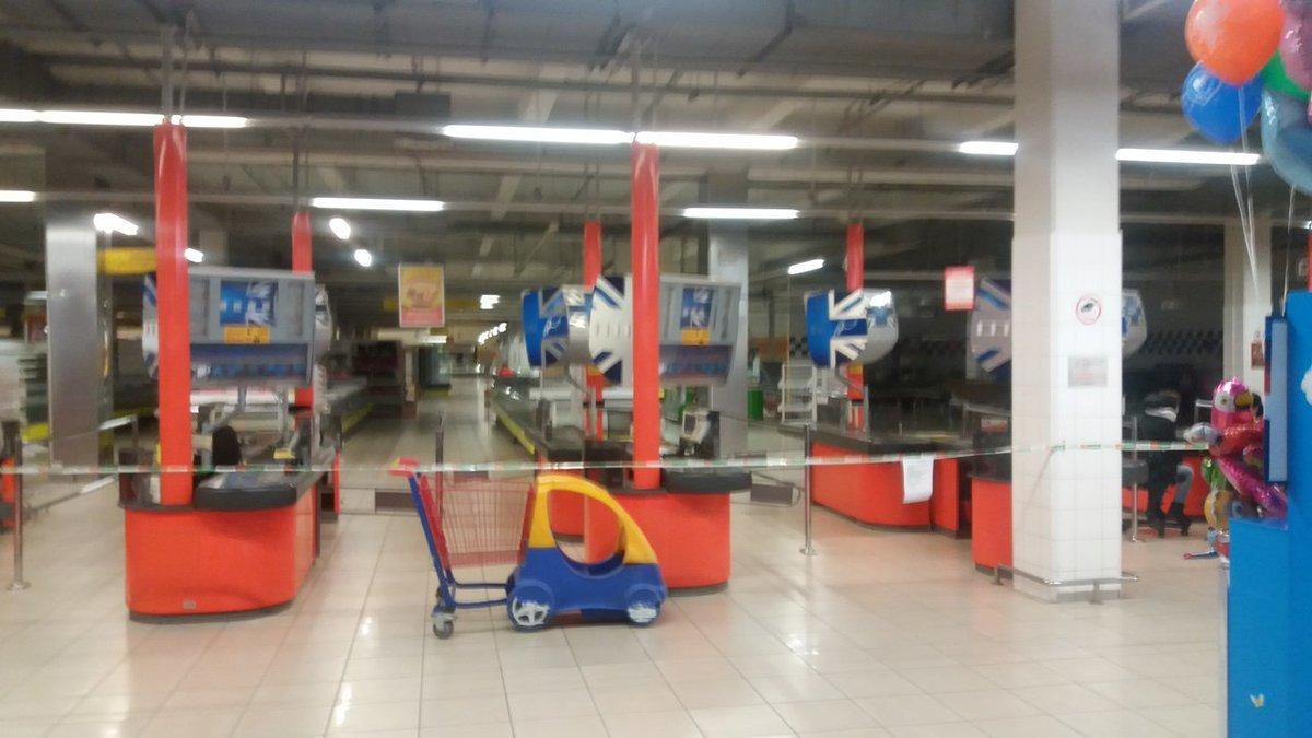 В Донецке закрылся еще один популярный супермаркет (ФОТО), фото-2
