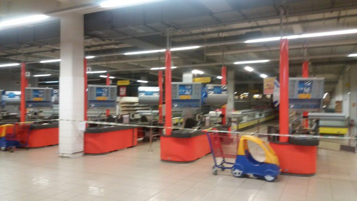 В Донецке закрылся еще один популярный супермаркет (ФОТО), фото-1