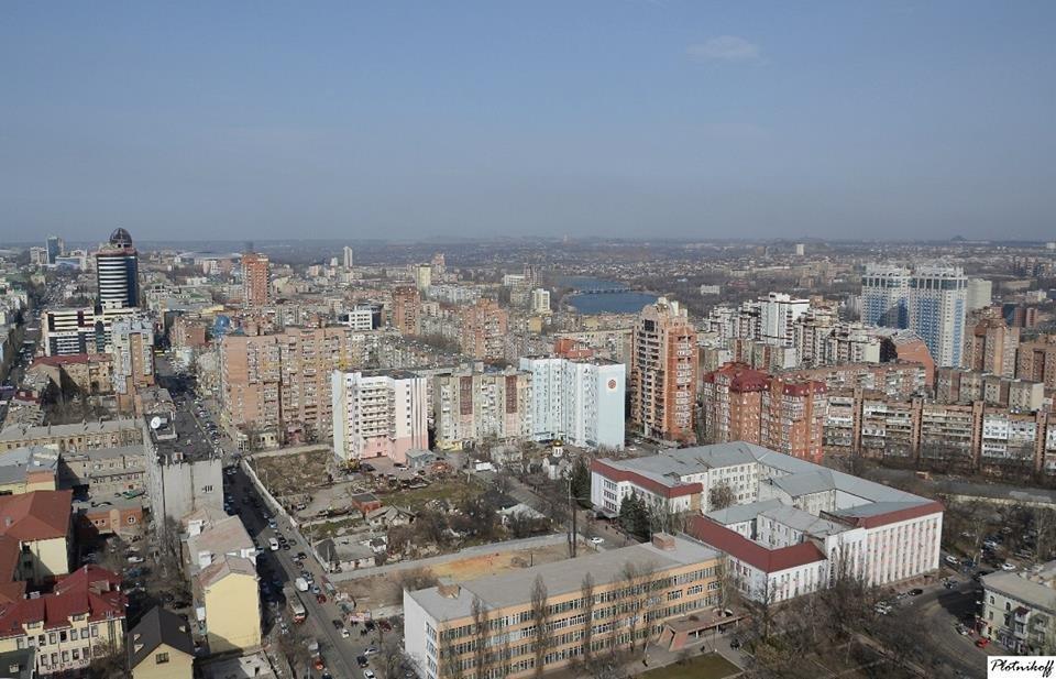 Как выглядит сегодня Донецк с высоты птичьего полета (ФОТО), фото-3
