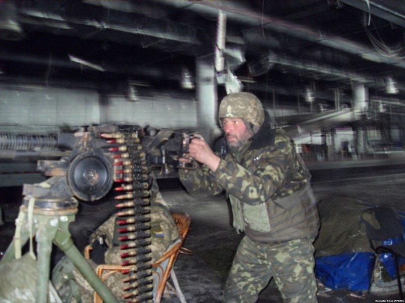 «Киборг» Ростислав Смусь о последних днях обороны Донецкого аэропорта, фото-2