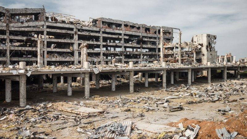 «Киборг» Ростислав Смусь о последних днях обороны Донецкого аэропорта, фото-1