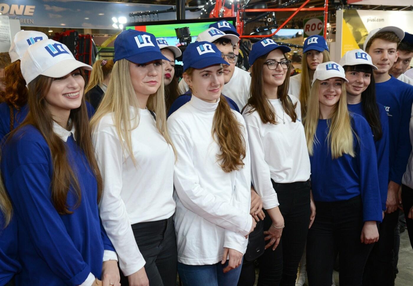 Борис Колесников показал студентам новинки мирового агросектора на выставке в Италии, фото-4