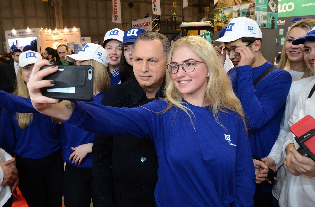 Борис Колесников показал студентам новинки мирового агросектора на выставке в Италии, фото-2