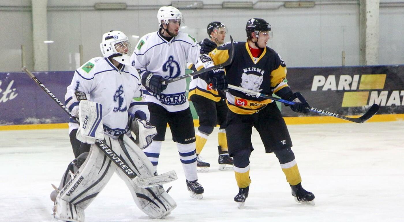 Украинская Хоккейная Лига: итоги матчей игровой недели, фото-3