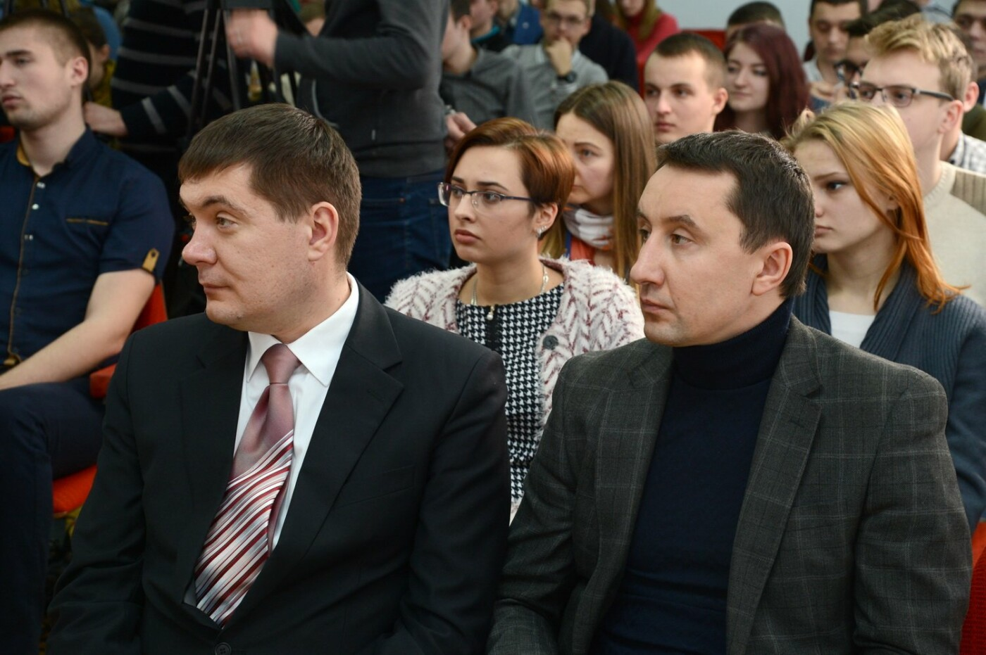 Борис Колесников открыл образовательный конкурс для студентов-железнодорожников, фото-2