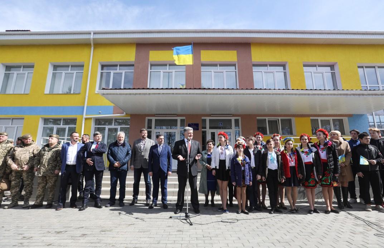 Порошенко: Моим приоритетом был, есть, остается и будет Донбасс, фото-1