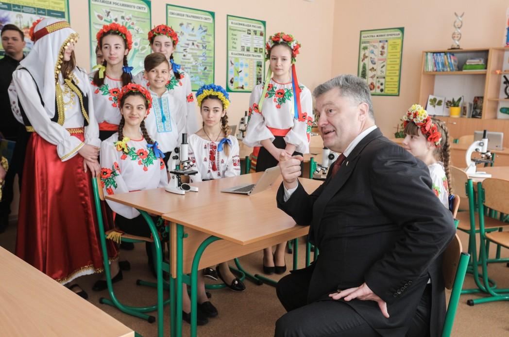 Порошенко: Моим приоритетом был, есть, остается и будет Донбасс, фото-3
