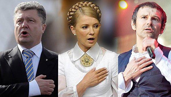 Особенности национальной президентской гонки: среди бегущих - первых нет и отстающих, фото-13