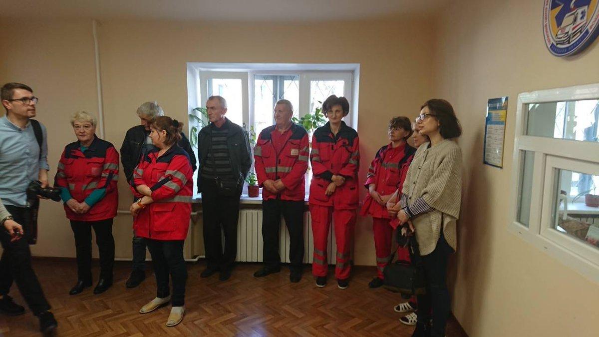 Как Литва помогает прифронтовой Авдеевке (ФОТО), фото-2